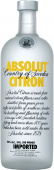 """Absolut"" Citron"