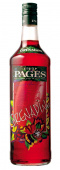"""Pages"" Grenadine"