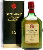Buchanan's De Luxe 12 Years Old