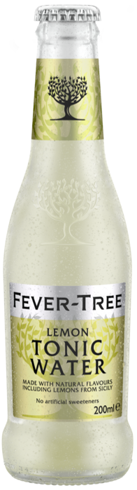 """Fever-Tree"" Lemon Tonic Water"