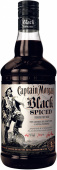 """Captain Morgan"" Black Spiced"
