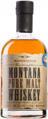 """RoughStock"" Montana Pure Malt Whiskey"