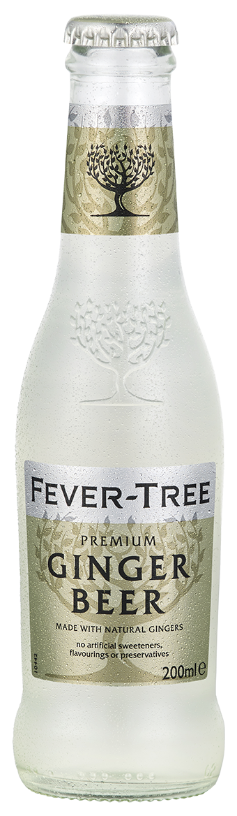 """Fever-Tree"" Premium Ginger Beer Tonic Water"