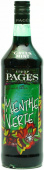 """Pages"" Menthe Verte"