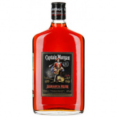 """Captain Morgan"" Black"