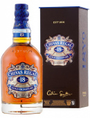 """Chivas Regal"" 18 YO, with box"