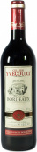 """Yvecourt""  Bordeaux Rouge"