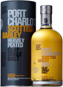 """Bruichladdich"" Port Charlotte Scottish Barley, в подарочной упаковке"