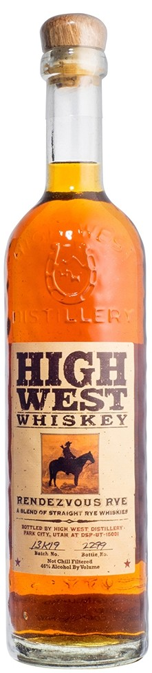 """High West"" Rendezvous Rye"