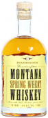 """RoughStock"" Montana Spring Wheat Whiskey"
