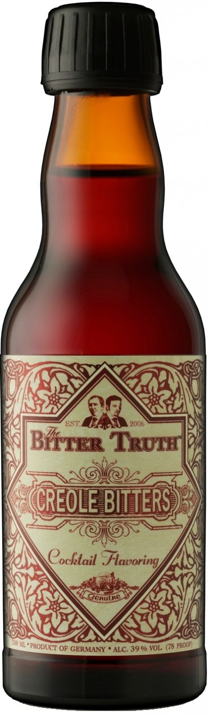 """The Bitter Truth"" Creole"