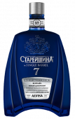 """Старейшина""  Single Barrel"