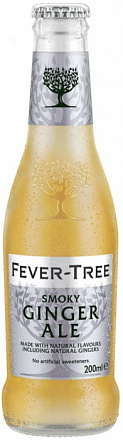 """Fever-Tree"" Smoky Ginger Ale Tonic"